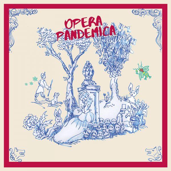 Opera Pandemica Halstuch