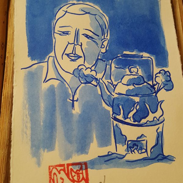 original Portrait Wasserkessel