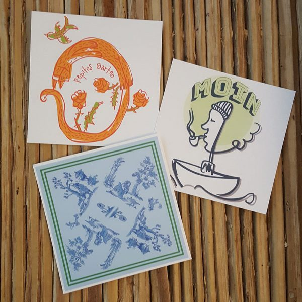 Angebot Postkarten Bundle